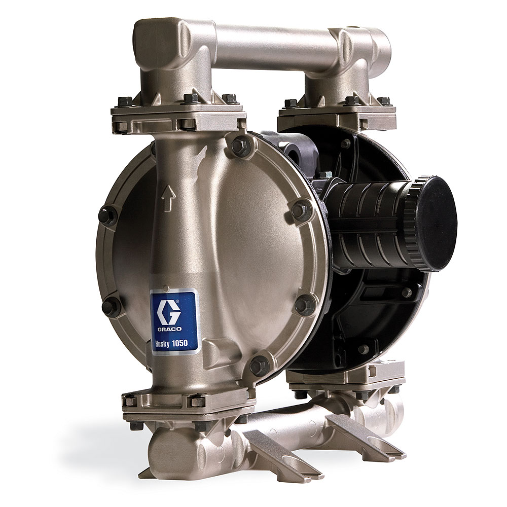 "Graco Husky 1050 1"" Diaphragm Pump"