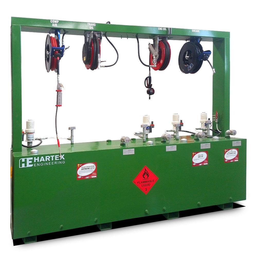 Hartex Gantry Storage Tank