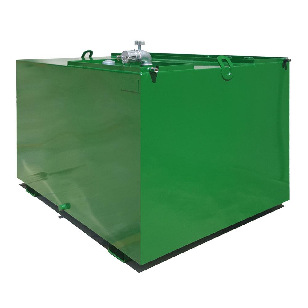 Oil & Grease Storage Tanks