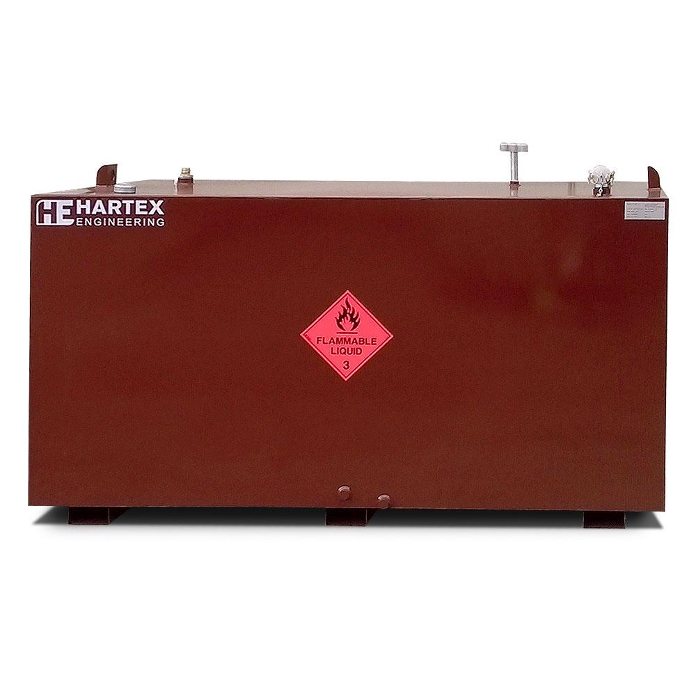Hartex Waste Oil Storage Tank