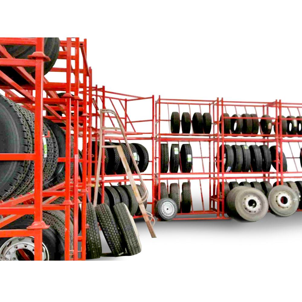 Hartex Tyre Rack