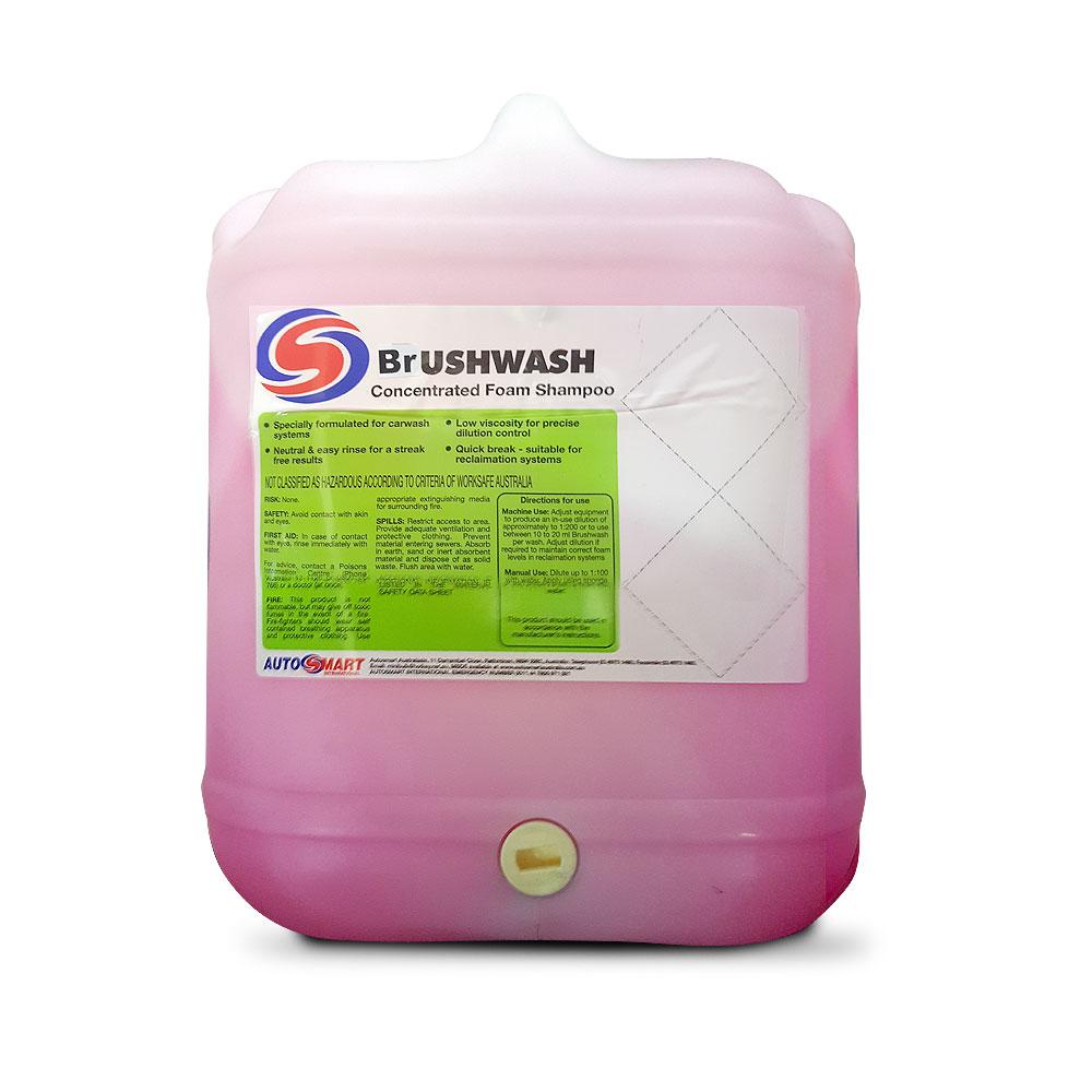 Autosmart BRUSHWASH Concentrated Foam Shampoo