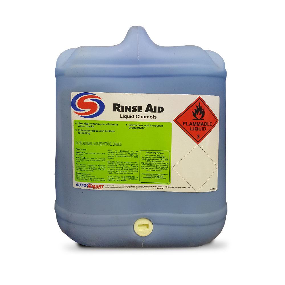 Autosmart Rinse Aid Liquid Chamois