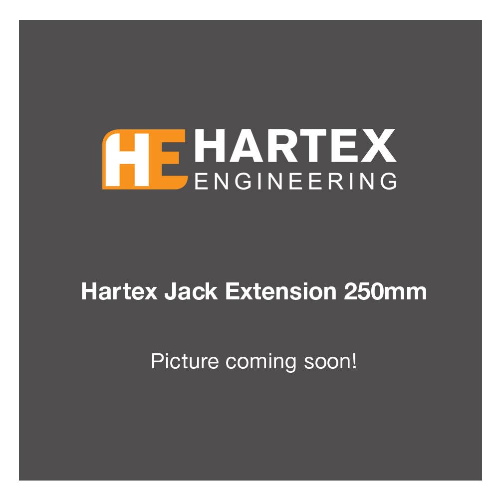 Hartex Jack Extension Lead 250mm