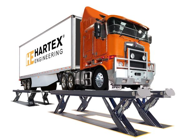 Heavy Vehicle Range